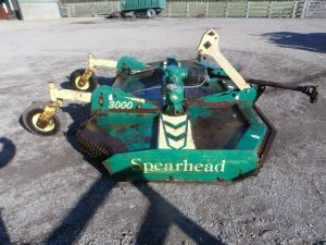 SPEARHEAD 3M TOPPER