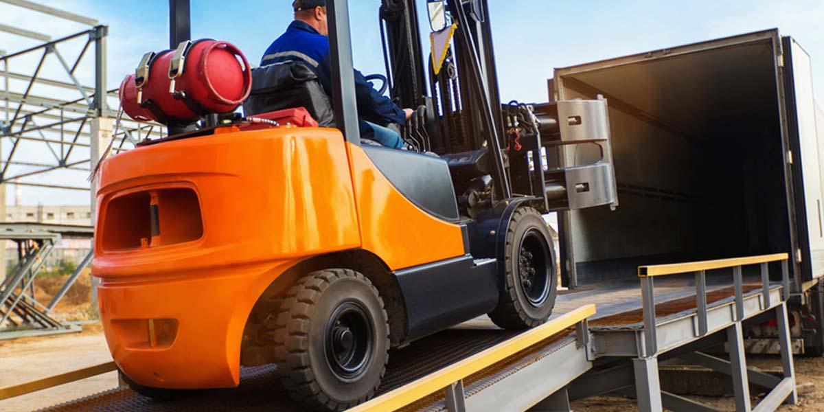 DAS Forklift